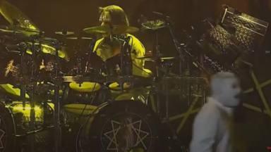 VÍDEO: Vuelve a ver, íntegro, el último concierto que Joey Jordison dio con Slipknot