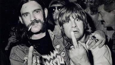 """Escucha el dueto inédito entre Lemmy y Ozzy Osbourne: así cantaban juntos """"Hellraiser"""""""