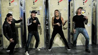 """El show secreto de Metallica que nadie se esperaba: """"¡Solo puedes pagar en metálico!"""""""
