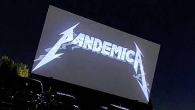"""El concierto secreto de Metallica: tests de COVID, ensayos y """"Pandemica"""""""