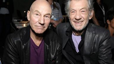 Ian McKellen (El Señor de los Anillos) y Patrick Stewart (X-Men) defienden del Brexit a los músicos ingleses