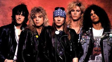 "Este es el verdadero origen del nombre de Guns N' Roses, según la historia ""sin censura"""