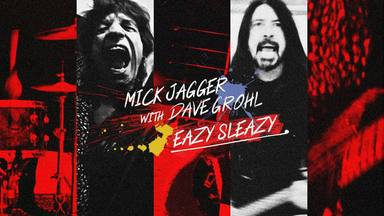 """Mick Jagger (The Rolling Stones) y Dave Grohl (Foo Fighters) publican una canción por sorpresa: """"Easy Sleazy"""""""