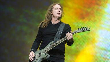 A David Ellefson se le cierran las puertas de KK's Priest tras su escándalo con Megadeth