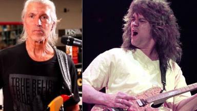¿Cómo le sentó a Eddie Van Halen la fama?