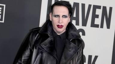 """El """"bizarro"""" montaje con Marilyn Manson que se ha vuelto viral: """"¡Parece Manuela Carmena!"""""""