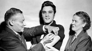 El día que Elvis Presley ayudó a la vacunación de todo un país