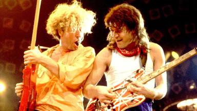 Recordando el día que Sammy Hagar salvó Van Halen