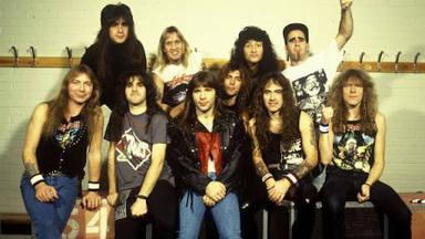 """El escenario de Iron Maiden y su accidente más """"divertido y escalofriante"""": """"La cabeza se me iba a romper"""""""