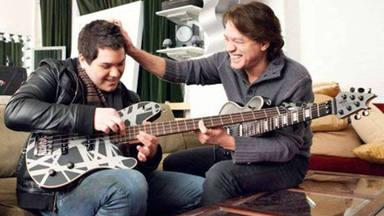 """Wolfgang Van Halen: """"Por maravilloso que fuera mi padre, tenía muchos demonios"""""""