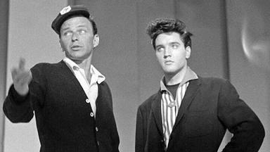 Frank Sinatra y la lección de humildad más grande de la historia del rock