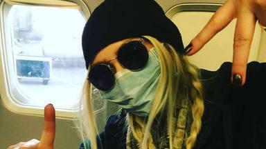 Taylor Momsen (The Pretty Reckless) desvela el motivo por el que llevaba mascarilla antes de la COVID-19