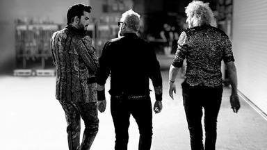 Queen publica 'Live Around the World', su primer disco en directo con Adam Lambert