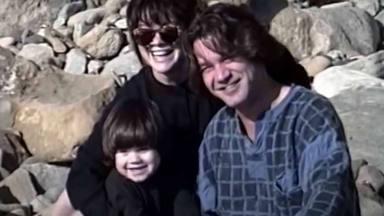 """Así suena """"Distance"""", el emocionante homenaje a Eddie Van Halen compuesto por su hijo"""