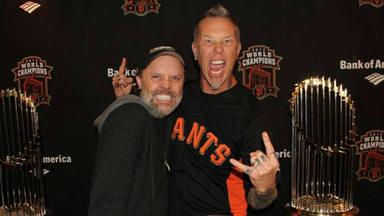 """James Hetfield habla sobre Lars Ulrich: """"Es casi como si yo fuera el batería de Metallica"""""""