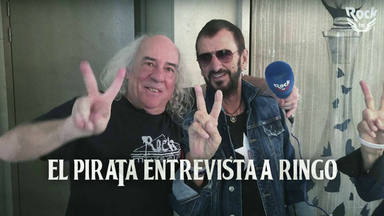 Ringo Starr (The Beatles) cumple 81 años: recuerda su entrevista con El Pirata