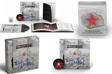 Scorpions lanza nuevo material para su álbum Wind of Change: The Iconic Song