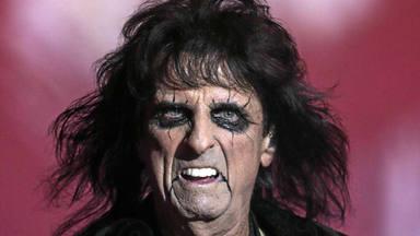 """Alice Cooper precide """"la resurrección del hard rock"""" en los próximos años"""