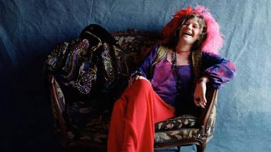 """Janis Joplin """"vuelve a la vida"""" como protagonista de cómic."""