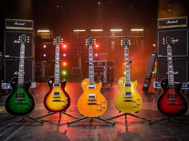 Slash y sus guitarras 1