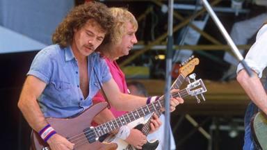 Ha fallecido el bajista de Status Quo, Alan Lancaster, a los 72 años