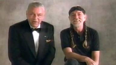 Así homenajea Willie Nelson a su amigo Frank Sinatra en su nuevo disco