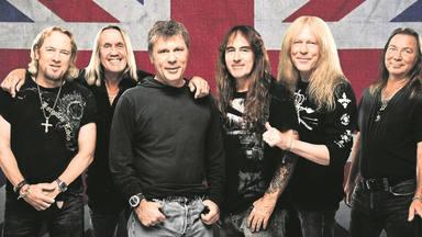 Iron Maiden está tramando algo y sus fans creen tener la clave