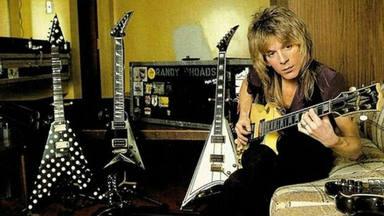 La familia de Randy Rhoads, emocionada tras recuperar los instrumentos robados del guitarrista