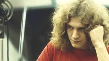 """Robert Plant (Led Zeppelin) y su difícil comienzo en el mundo de la música: """"Me puse a asfaltar calles"""""""