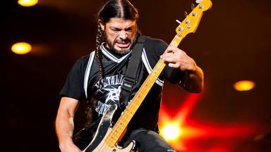 Robert Trujillo, bajista de Metallica