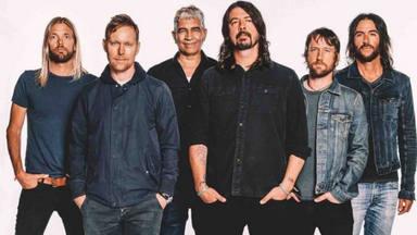 Foo Fighters se convierten en Bee Gees y se pasan a la música disco