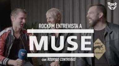 Rodrigo Contreras entrevista a MUSE