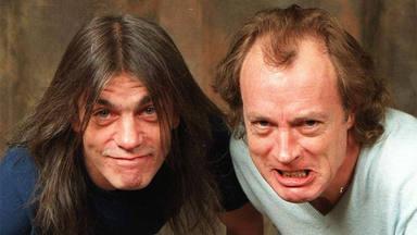 """Angus Young (AC/DC) recuerda la terrible enfermedad de Malcolm: """"Su muerte fue un alivio"""""""