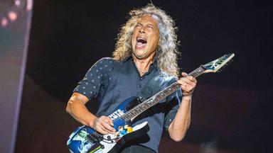 """Kirk Hammett (Metallica) se sincera sobre el 'Black Album': """"Enter Sandman nunca me pareció un hit"""""""