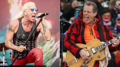 Algunas de las grandes figuras del rock reaccionan ante el positivo en COVID-19 de Ted Nugent