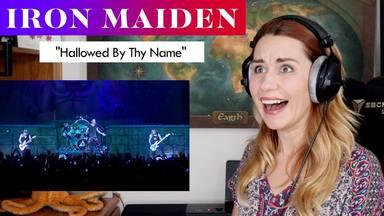 Así reacciona una cantante de ópera cuando escucha a Iron Maiden por primera vez
