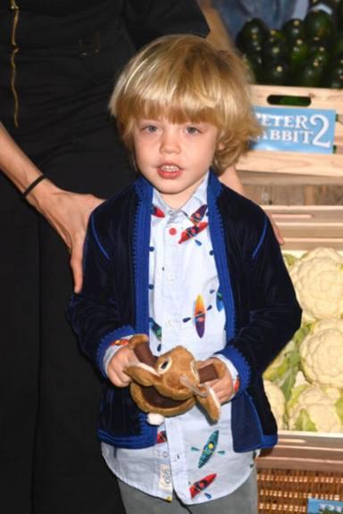 Deveraux, el hijo de Mick Jagger