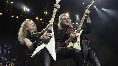 KK Downing esperaba volver a Judas Priest ante el parkinson de Glenn Tipton