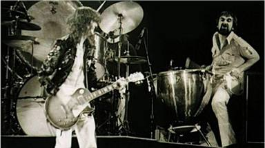 Cuando los dos mejores baterías del rock tocaron juntos en un duelo único