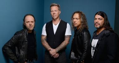 """Metallica comparte """"Don't Tread on Me (Pre-Production Rehearsal)"""" de su 'Black Album'"""